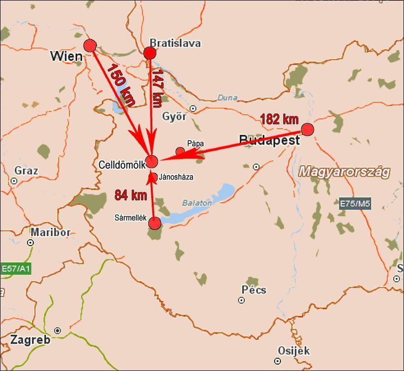 jánosháza térkép Celldömölk Város Honlapja jánosháza térkép